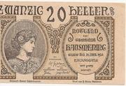 20 Heller (Hausmening) -  obverse