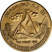 1 Maui Dollar – obverse