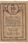 10 Heller (Heiligenberg) -  reverse