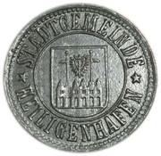 50 Pfennig - Heiligenhafen – obverse