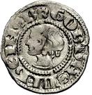 1 Denar - Gottfried II. (Köpfchen) – obverse
