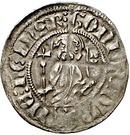 1 Sterling - Gottfried III. von Dalenbrok – obverse
