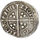 1 Sterling - Gottfried III. von Dalenbrok – reverse