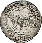 1 Doppelschilling - Gottfried III. von Dalenbrok – reverse
