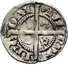 1 Denar - Gottfried II. (Köpfchen) – reverse