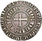 1 Turnose - Dietrich III. – obverse