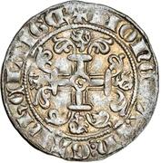 1 Groschen - Dietrich III. (Kaisergroschen) – reverse