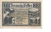 20 Heller (Helfenberg) -  reverse