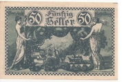 50 Heller (Helfenberg) -  reverse