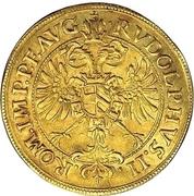 1 Goldgulden - Froben von Mösskirsch – reverse