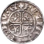 1 Sterling - Johann II. – reverse