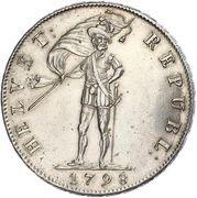 40 Batzen (head facing right) – obverse
