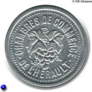 5 Centimes - Chambre de Commerce de l'Hérault – obverse