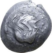 Obol (Kapostal Type) – obverse