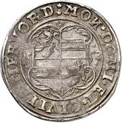 1 Thaler - Anna II von Limburg – obverse