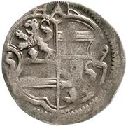 1 Dreier - Anna II von Limburg – obverse