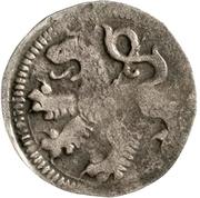 1 Dreier - Anna II von Limburg – reverse