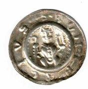 1 Brakteat - Heinrich VI. von Swinrode – obverse