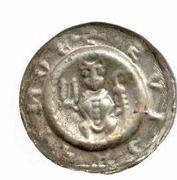 1 Brakteat - Heinrich VI. von Swinrode – reverse