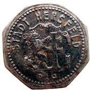 10 Pfennig - Hersfeld – obverse