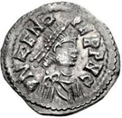 ½ Siliqua - Odovacar / In the name of Zeno, 476-491 (Mediolanum/Milan; both wings up) – obverse