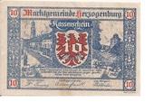 10 Heller (Herzogenburg) -  obverse
