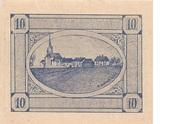 10 Heller (Herzogsdorf) – reverse