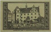 5 Pfennig (Darmstadt) – reverse