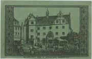 10 Pfennig (Darmstadt) – reverse