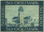 50,000 Mark (Darmstadt) – reverse