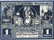 1 Mark (Fränkisch-Crumbach; Hannöverische Stiftungen) – obverse