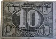 10 Pfennig (Alzey) – obverse