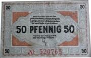 50 Pfennig (Worms) – reverse
