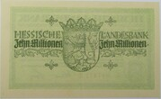 10,000,000 Mark (Hessische Landesbank) – reverse
