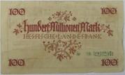 100,000,000 Mark (Hessische Landesbank) – reverse