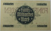 5,000,000,000 Mark (Hessische Landesbank) – reverse