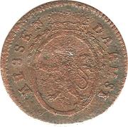 1 Pfennig - Ludwig IX – obverse