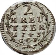 2 Kreutzer - Ludwig VIII – reverse