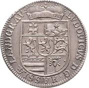 12 Kreuzer - Ludwig VIII – obverse