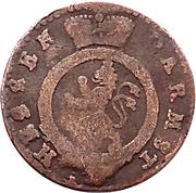 1 Pfennig - Ludwig IX. – obverse
