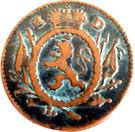 2 Pfennig - Ludwig IX – obverse