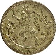 4 Kreuzer - Ludwig IX – obverse