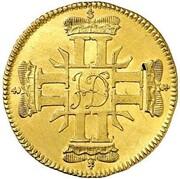2 Ducats - Ludwig VIII. – obverse