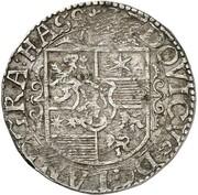 12 Kreuzer - Ludwig V. – obverse