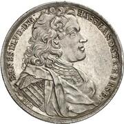 1 Thaler - Ernst Ludwig (Iterrer Ausbeute) – obverse