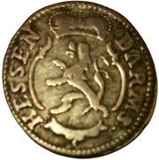1 Kreuzer - Ludwig IX. – obverse