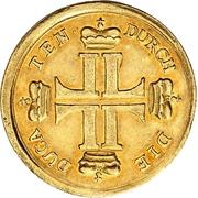 1 Ducat - Ludwig VIII. (Saudukat) – obverse
