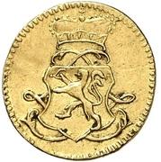 1 Kreuzer - Ludwig VIII. (gold pattern strike) – obverse