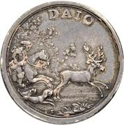 2 Ducat - Ludwig VIII. (Silver pattern strike) – obverse