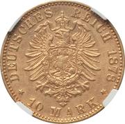10 Mark - Ludwig IV – reverse